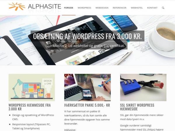 alphasite.dk