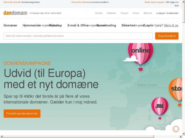 dandomain.com