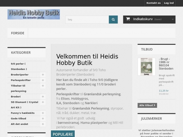heidishobby.dk