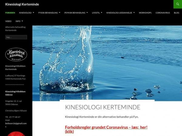 kinesiologikerteminde.dk