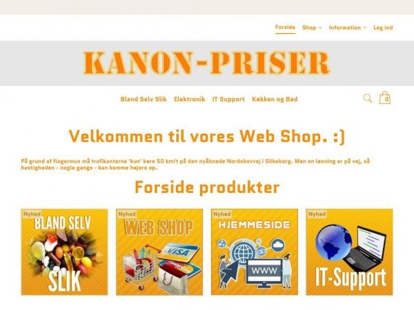 shop.kanon-priser.dk