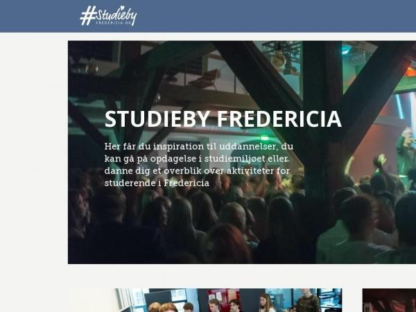 studiebyfredericia.dk