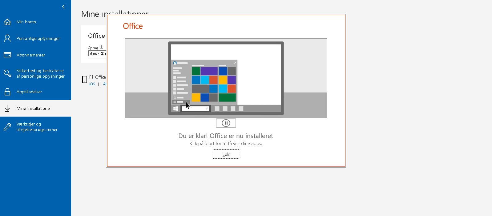 10microsoft_du_er_klar_office_er_nu_installeret