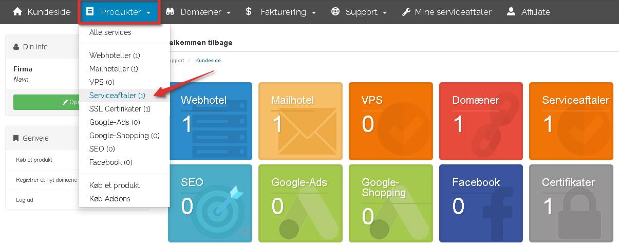 kundeside_produkter_serviceaftaler